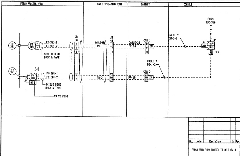contemporary electrical loop diagram image electrical circuit rh suaiphone org autocad electrical loop diagrams Loop Sheet or Loop Diagrams